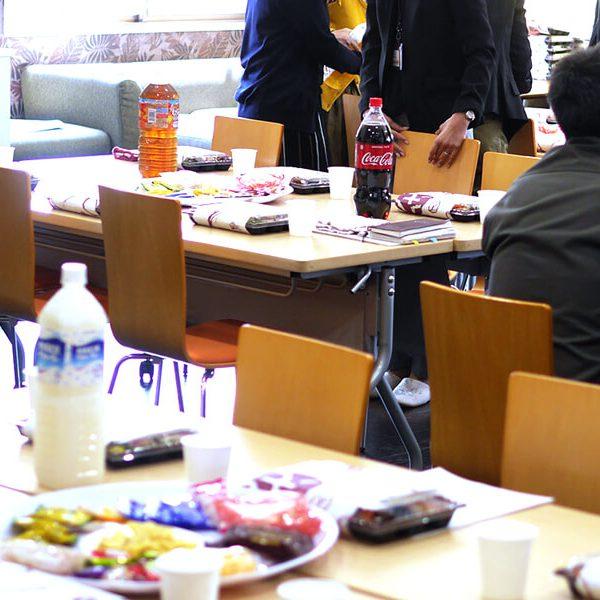 58期経営計画発表と懇談会